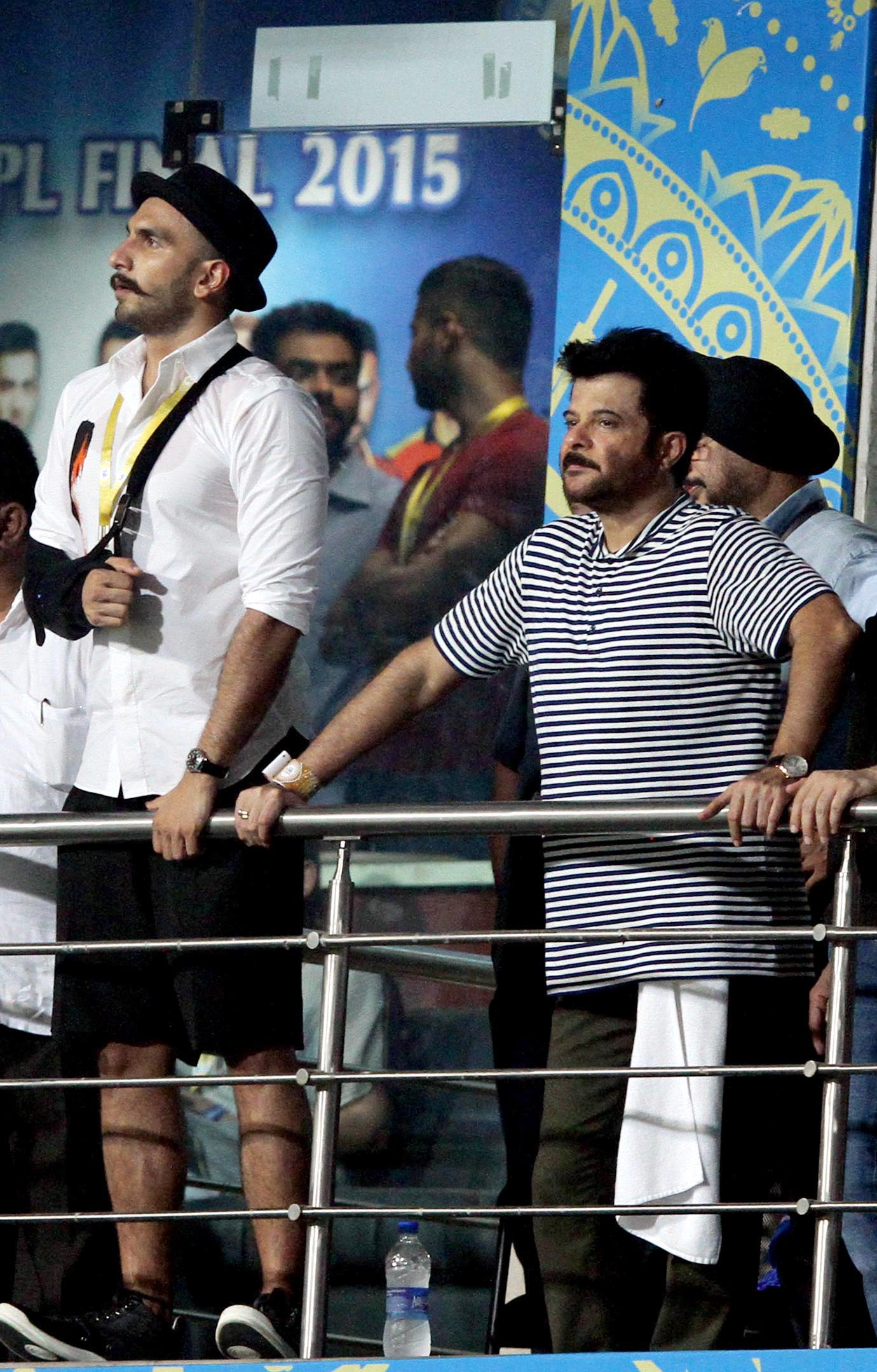 Celebs: Glitz and glamour with Ranveer Singh at IPL final, celebrations to continue in Mumbai