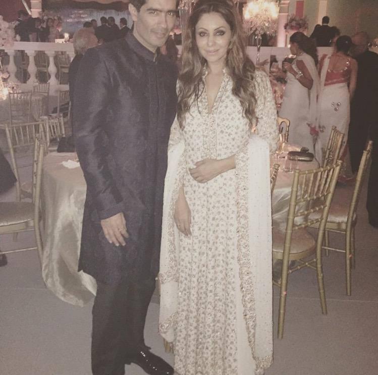 Asha khilnani wedding
