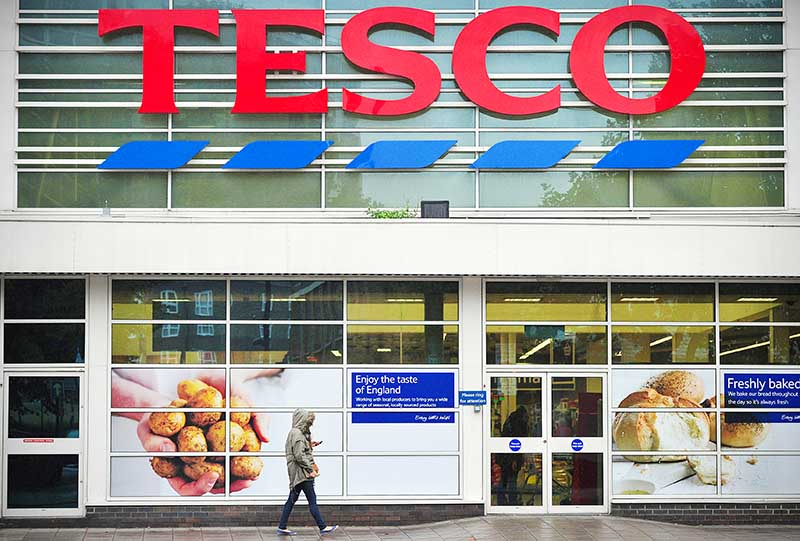 marketing plan for uk supermarket chain tesco Sainsbury's marketing communications plan the current situation puts sainsbury's in the uk's third-largest supermarket chain  compared to 27% for tesco.