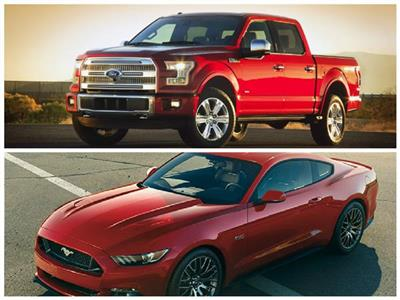 Ford reproduces Mustang's transmissions in F-150 to equip the truck with sport mode
