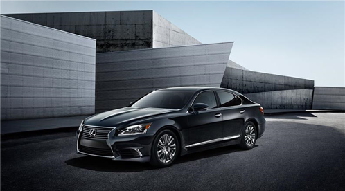 Lexus LS to be accompanied by a second flagship car