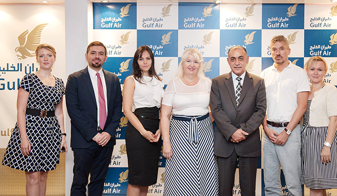 Gulf Air in deal with Russia carrier