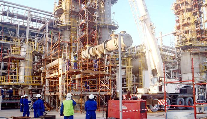 Bapco completes major refinery maintenance