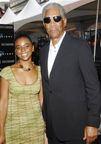 Morgan Freeman's granddaughter's boyfriend arraigned in her killing