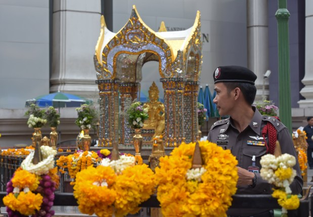 Thai police arrest HK photographer for ballistic vest