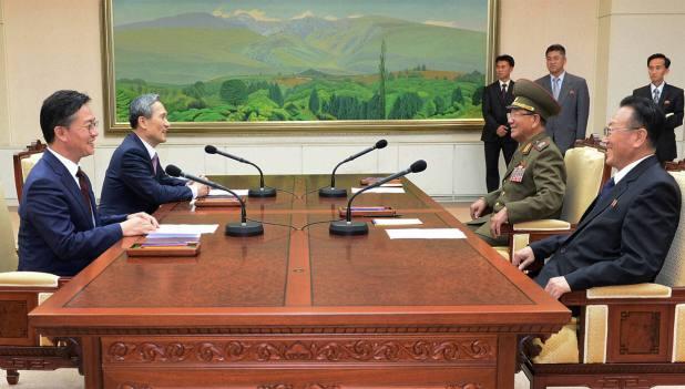 South Korea turns off propaganda as Koreas reach deal