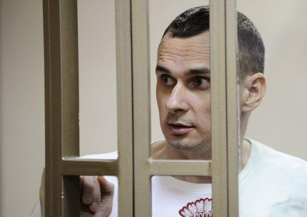 Russian court sentences Ukrainian film director to 20 years in jail
