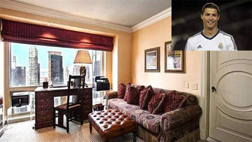 In Pics: Check out Cristiano Ronaldo's $18.5 million New York apartment!