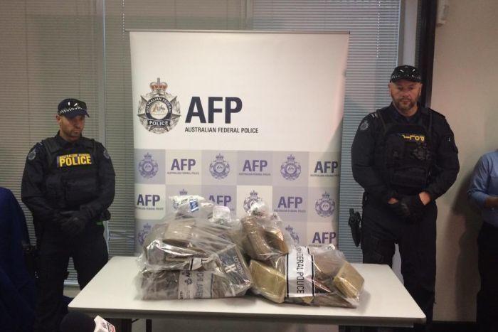 Australian police find $12.6 mn cocaine haul on yacht