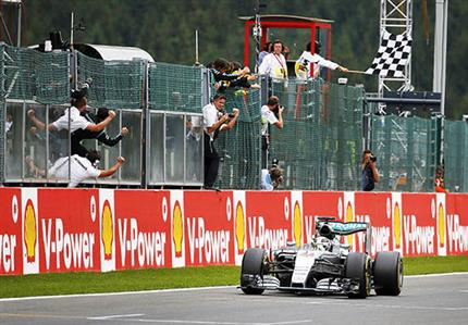 Hamilton living a 'crazy dream'