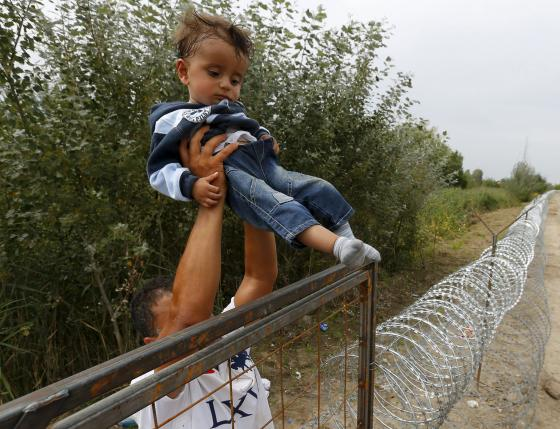'The wave has reached us:' EU gropes for answers to migrant surge