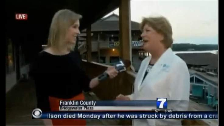 Two Virginia television journalists fatally shot in on-air attack