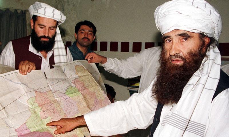 US designates Aziz Haqqani as 'global terrorist'