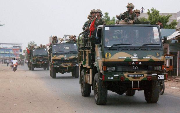 India: 8 killed in Gujarat clashes, Army deployed in more areas