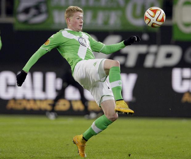 Manchester City agree $84.03m deal for Kevin de Bruyne