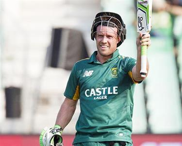 Cricket: AB de Villiers leads South Africa to one-day series win over New Zealand