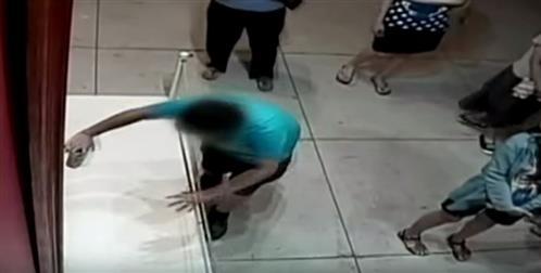 Taiwan boy accidentally damages $1.5 million Italian painting