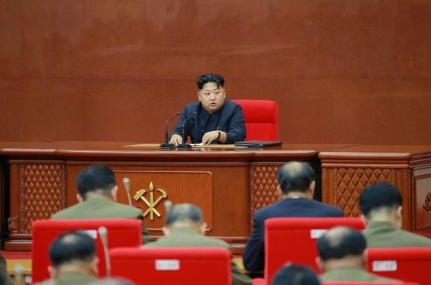 North Korean leader Kim Jong Un dismisses top officials after standoff eases
