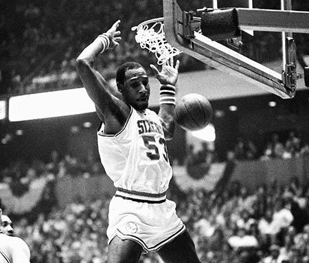 NBA hero Dawkins dies of heart attack