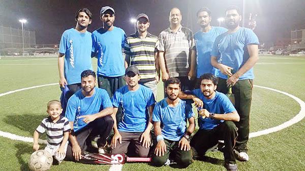 Bahrain Cricket: Praveen stars in Berger Blue win