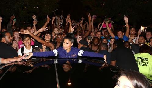 Nicki Minaj to open MTV's 2015 video music awards