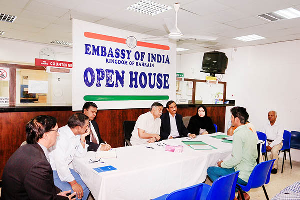 Indians in distress 'must approach embassy first'