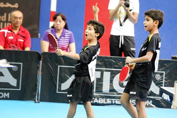 Bahrain juniors claim GCC gold