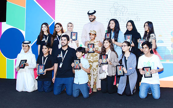 Youngsters' key role in development hailed