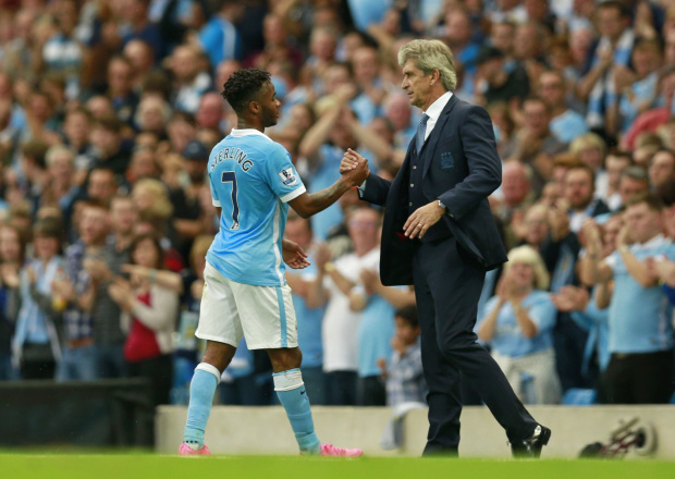 Pellegrini keeps cool after City's red-hot start