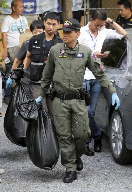 Thai army chief: Bangkok bomb suspect uncooperative