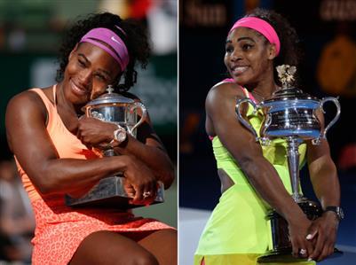 Tennis: Serena chases calendar Slam, history at US Open