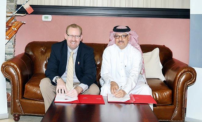 Alba supports Bahrain International Air Show