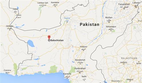 Gunmen attack a southwestern Pakistani airport, killing 2