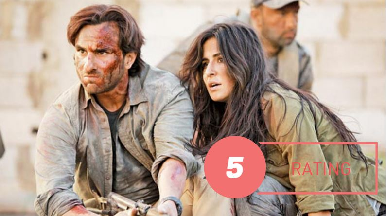 Movie Review: 'Phantom' is a misguided missile