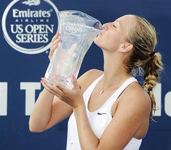 Kvitova beats Safarova for title