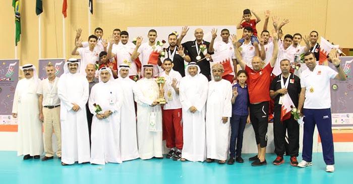 Bahrain triumph