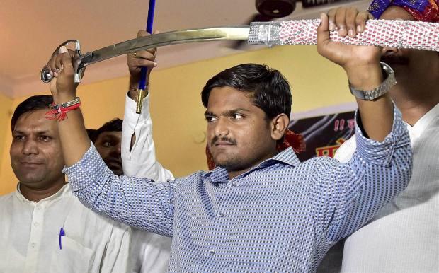 India: Patel agitation leader Hardik heckled at Gujjar felicitation
