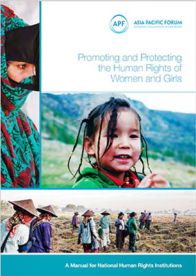Book highlights women's rights