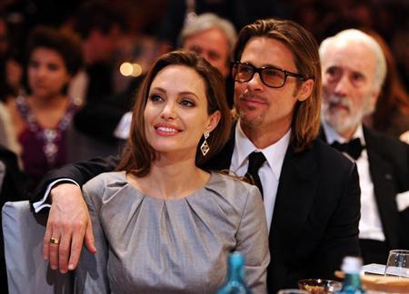 Angelina Jolie, Brad Pitt house hunting in London?