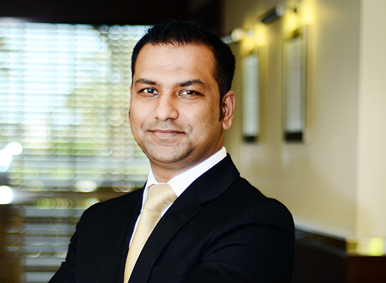 Hotel appoints sales director