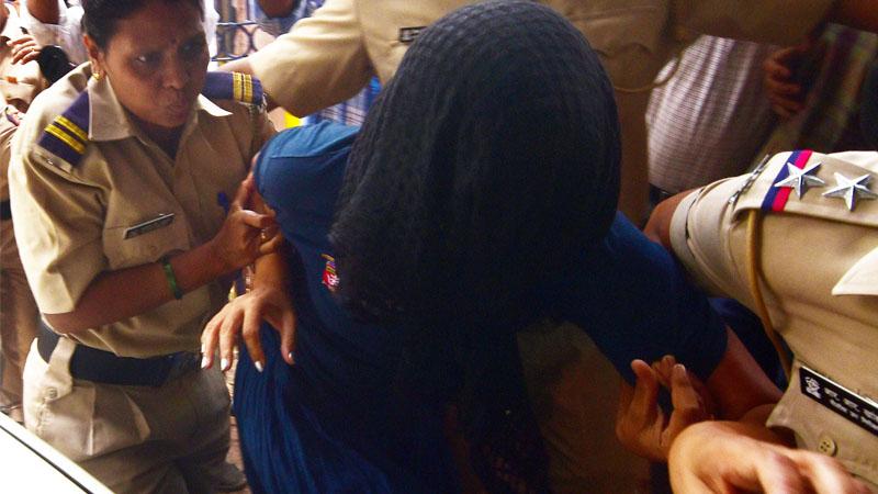 Sheena Bora Murder Case: Police re-create crime scene, seize suitcase