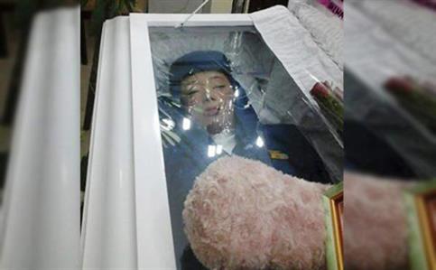 Filipina air hostess buried in Saudia uniform