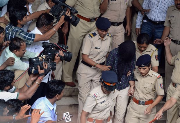 Sheena Murder Case: Indrani Mukerjea charged with poisoning son