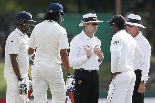 India's Ishant Sharma, three Sri Lankans charged for misconduct