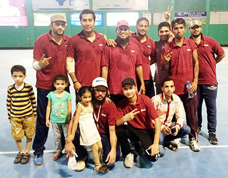 Bahrain Cricket: BCG win in style