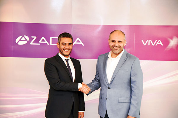 VIVA Bahrain signs deal with Azadea