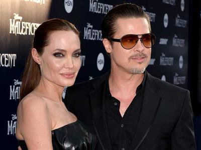 Angelina Jolie, Brad Pitt house hunting in London?