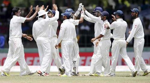 Colombo Test: India beat Sri Lanka by 117 runs to clinch series 2-1