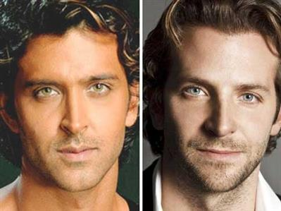 Bollywood actors and their Hollywood look-alikes