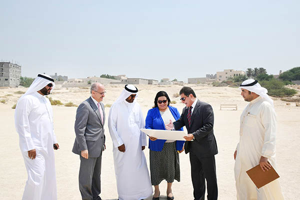 New Riffa health projects on track